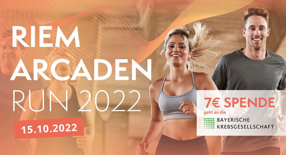 Riem Arcaden Run 2021